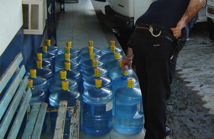 Lla Agencia de Protección Sanitaria suspendió 192 purificadoras de agua en el Distrito Federal