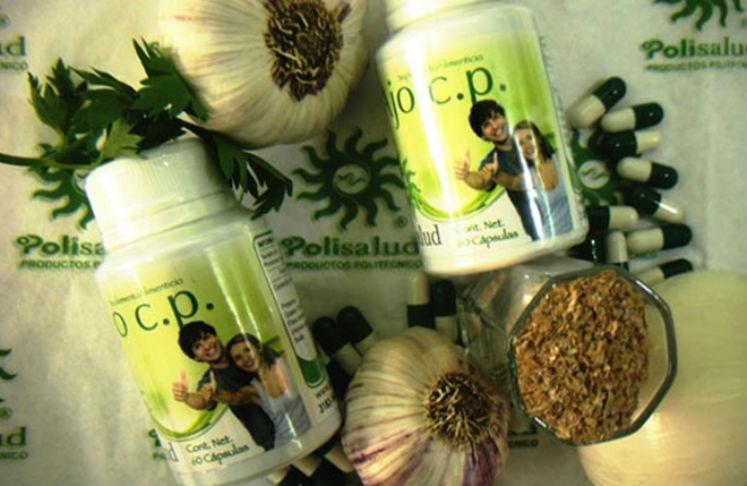 El IPN crea cápsulas de ajo para combatir los problemas de riñon