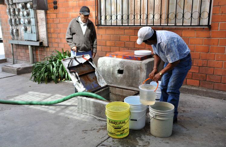 Del 28 de enero al 1 de febrero se suspende el suministro de agua en CDMX