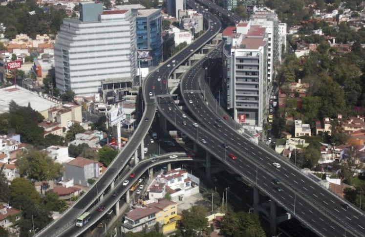Sube peaje en las autopistas urbanas