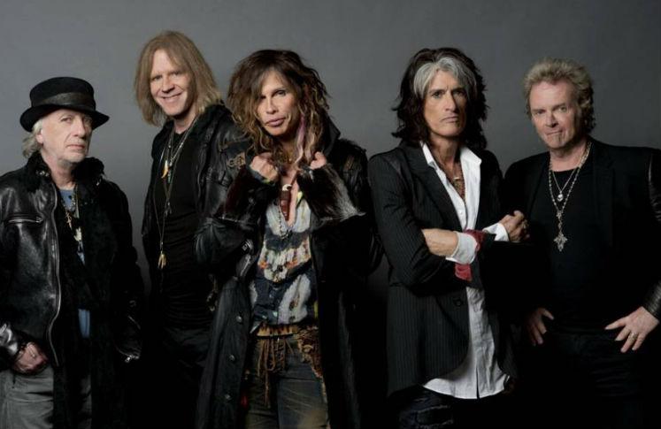Aerosmith regresa a México 2016