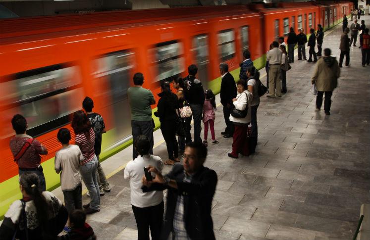 servicio gratuito en la Línea 2 del metro