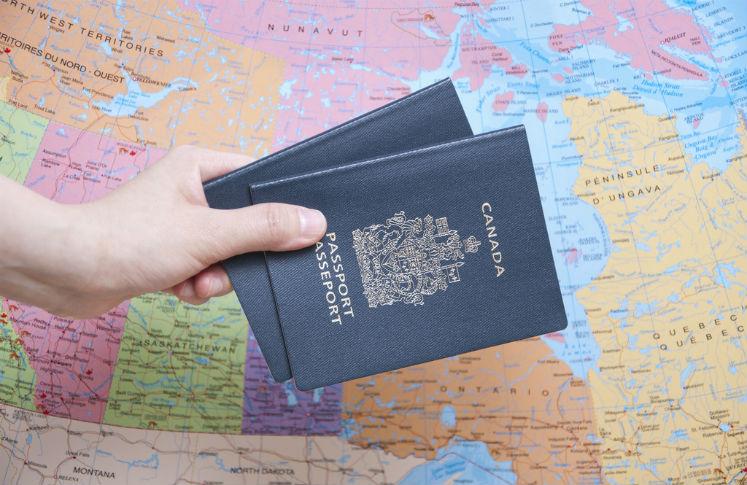 México, libre de visa canadiense