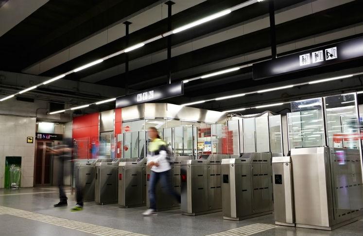 Santo tendrá su boleto del metro