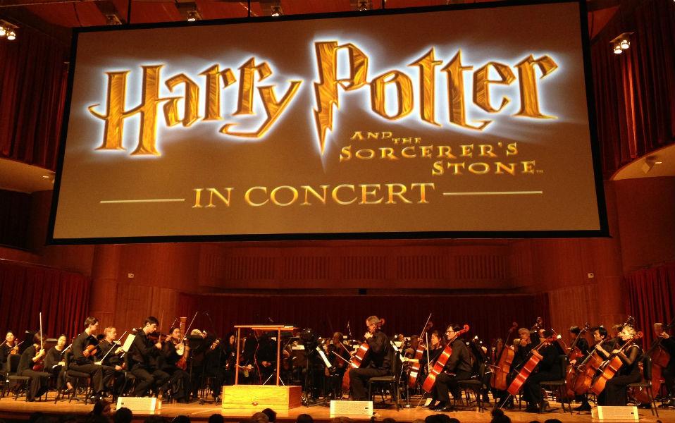Harry Potter film concert en México