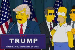 Los Simpsons lo vuelven a hacer