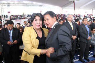 Con firmas patito, Delfina pagó 35 mdp para sus eventos en Texcoco