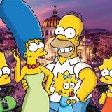 Bazar de coleccionistas de los Simpsons en la CDMX