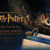 Este viernes no se pueden perder el concierto de Harry Potter en el Auditorio Nacional