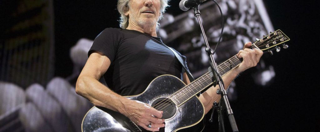 Roger Waters regresa a México 2018