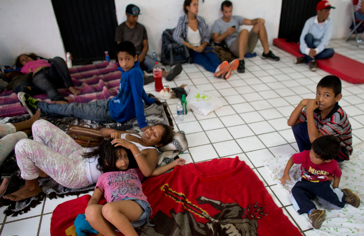 Instituciones públicas apoyarán a los afectados por el huracán Patricia
