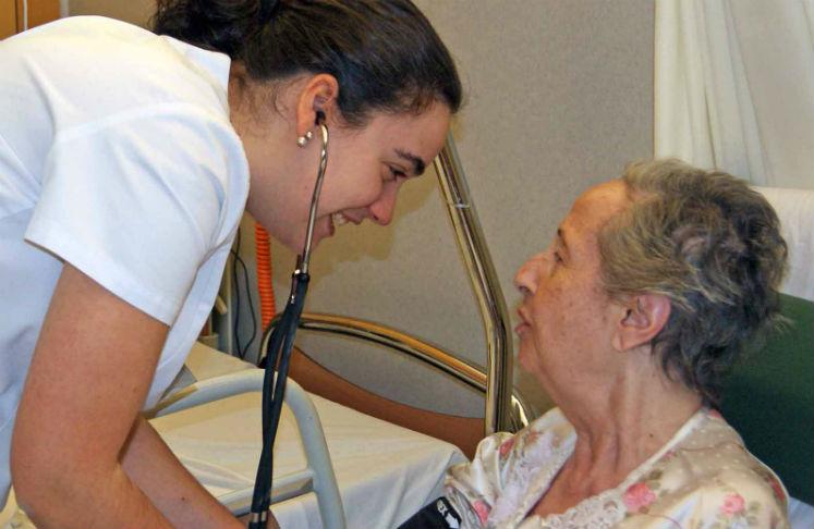 cuidados paliativos para enfermos en el DF