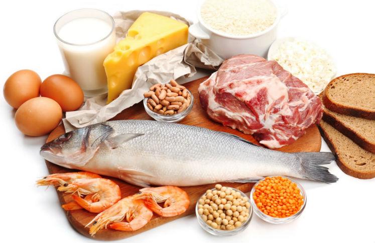 Comer muchas proteínas puede afectar la salud