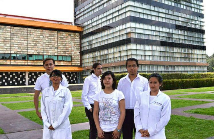 Estudiantes mexicanos crean aparato para medir el azúcar en la sangre