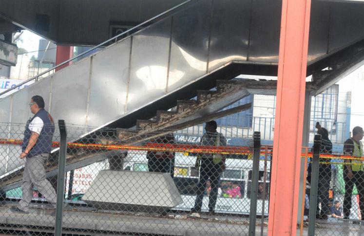 STC Metro absorberá los gastos de los lesionados en Nativitas
