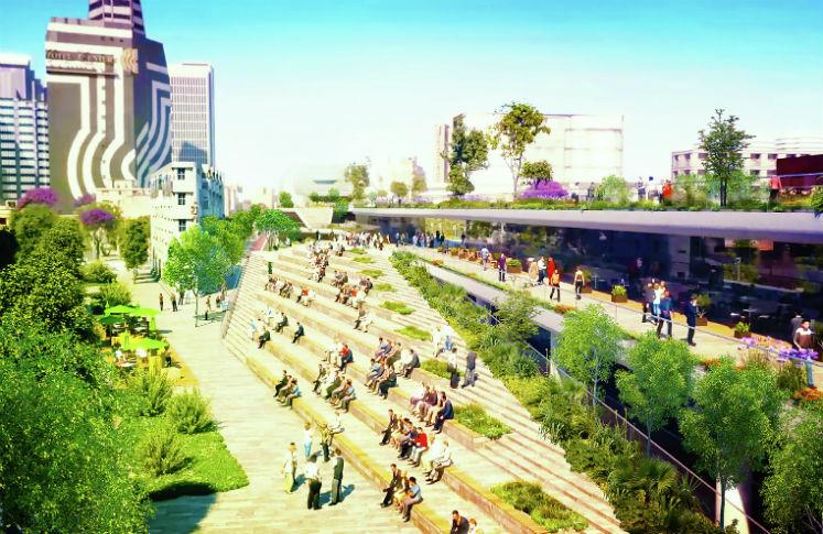 Inicia la votación para el corredor cultural chapultepec