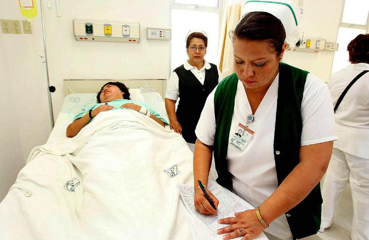 Desde 1931 cada 6 de enero se festeja el día de la enfermera.