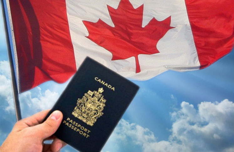 Eliminan visa canadiense