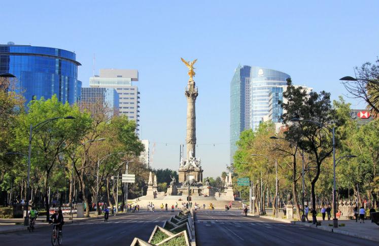 Ciudad de México dentro del turismo mundial