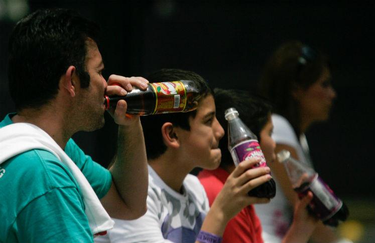 México entre los países de mayor consumo de refrescos