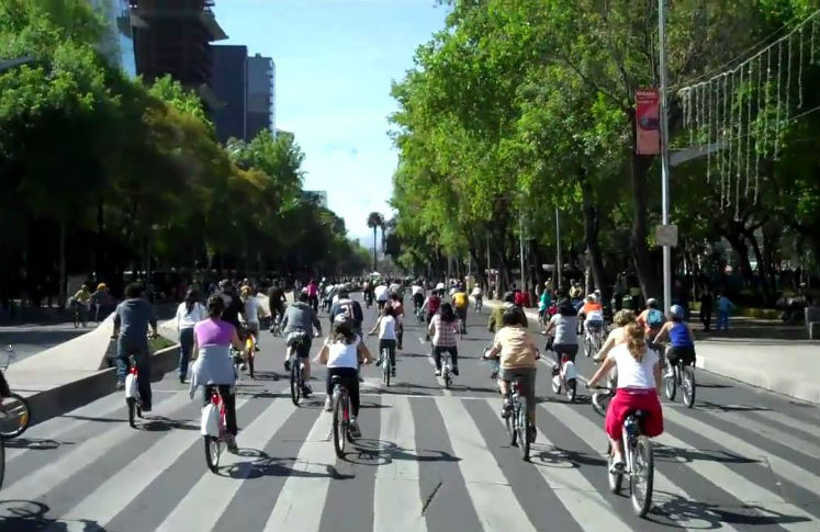Día Mundial de Bicicleta