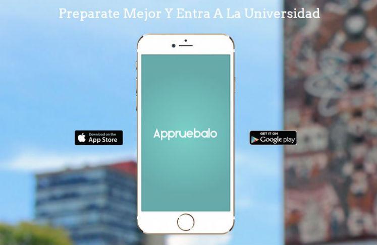 Appruebalo, la app para pasar el examen de la universidad