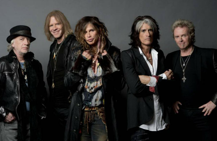 Aerosmith regresa a México 2016