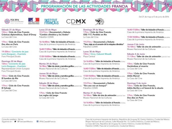 Feria de las Culturas Amigas 2016