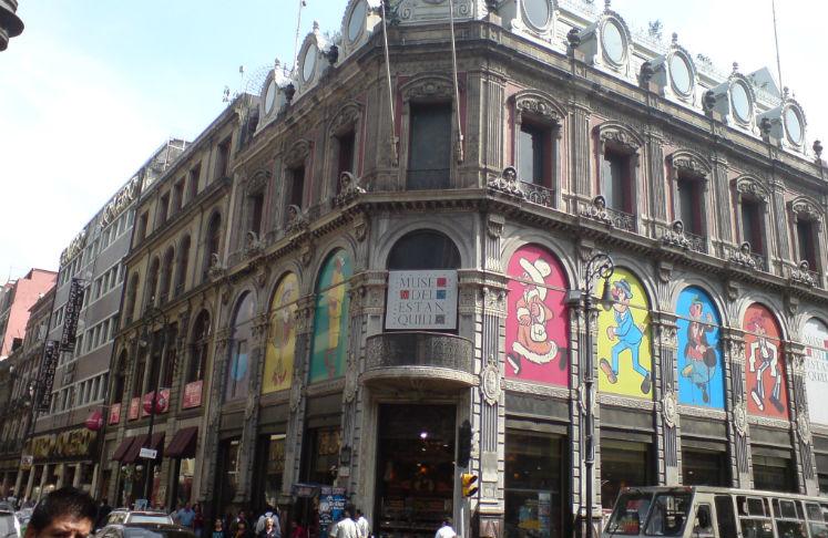 Rally de museos en la Ciudad de México