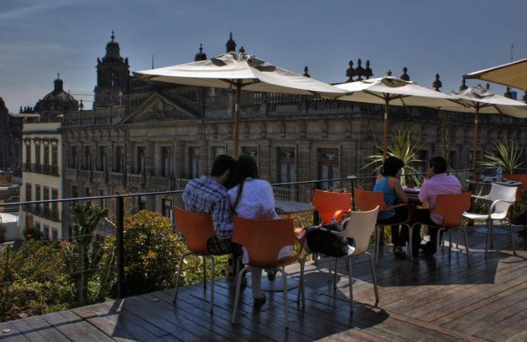 Cafeterías en la Ciudad de México