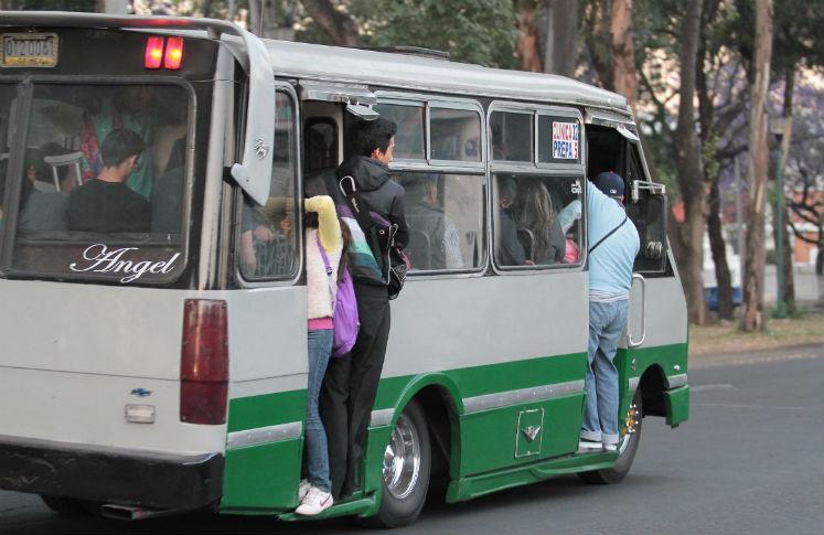 CDMX dice adiós al microbus