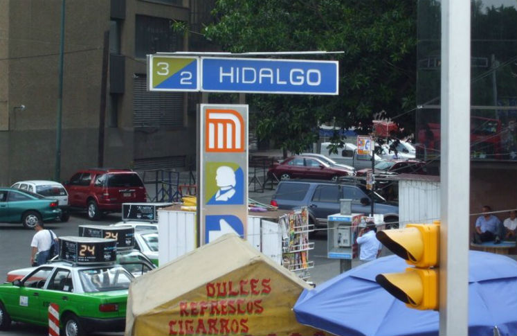 Fallece bebé en metro hidalgo de la Ciudad de México