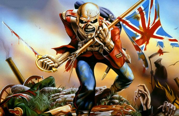 Concierto de Iron Maiden sinfónico