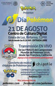 Pokemanía en la Ciudad de México
