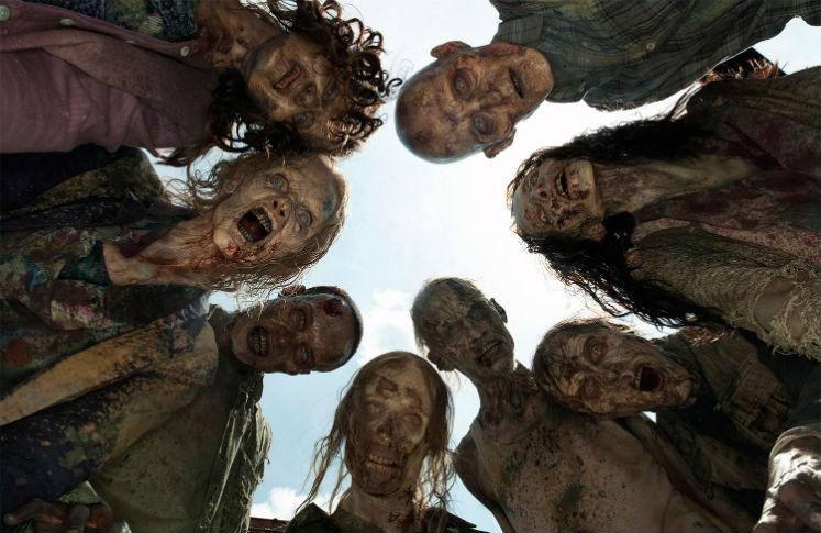 Zombie Zorbing llega a la Ciudad de México
