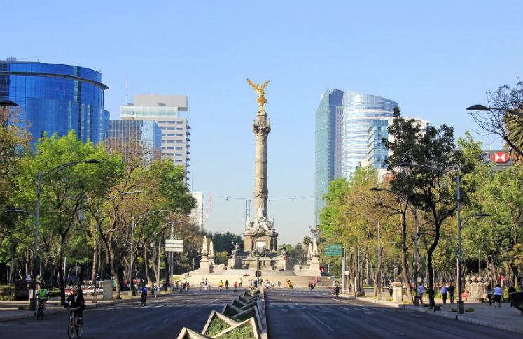 Se garantiza el libre transito en el Ciudad de México