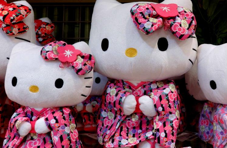 Expo de Hello Kitty en el MUJAM