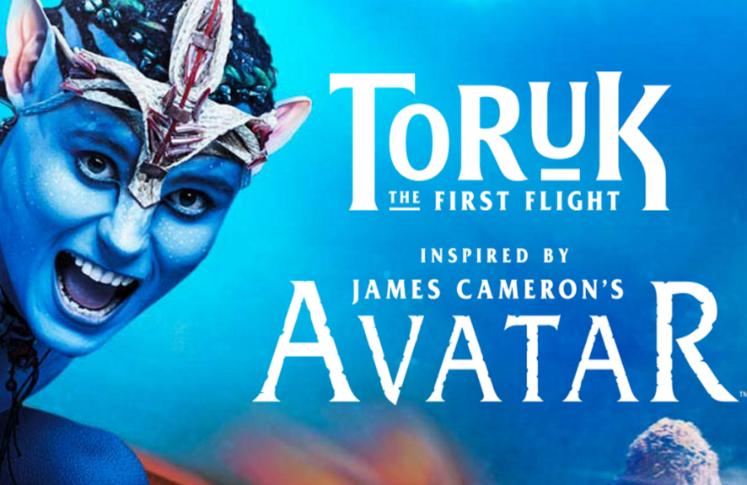 Show de Avatar en la Ciudad de México