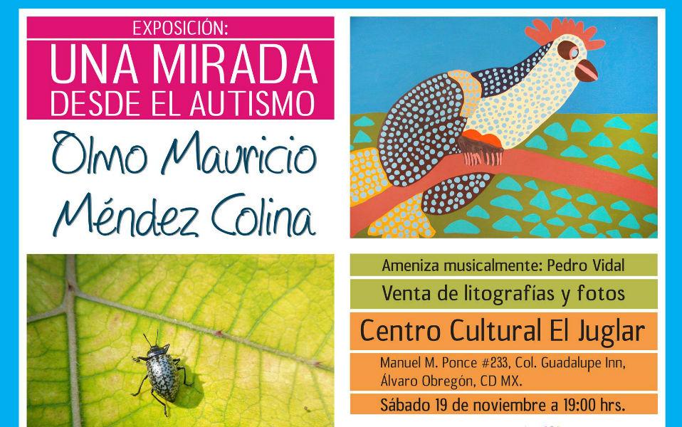 """Exposición """"Una mirada al autismo"""""""