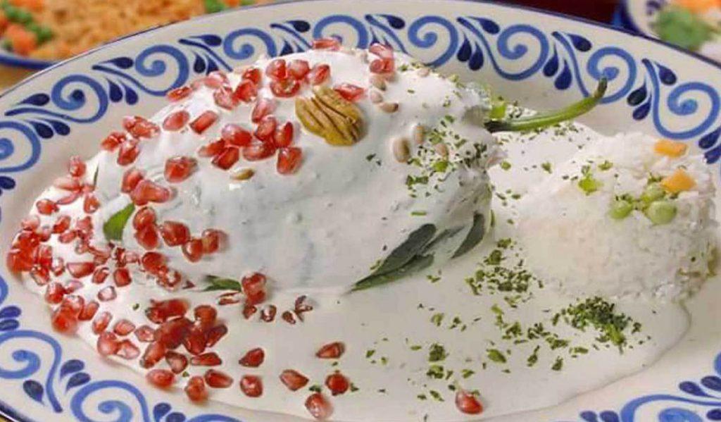 restaurantes en cdmx chiles en nogada