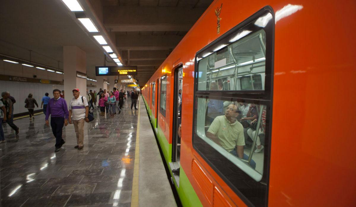 Sismo en el metro CDMX