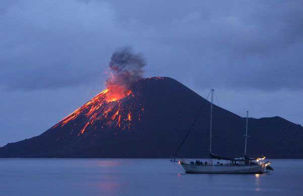 sismo volcanico