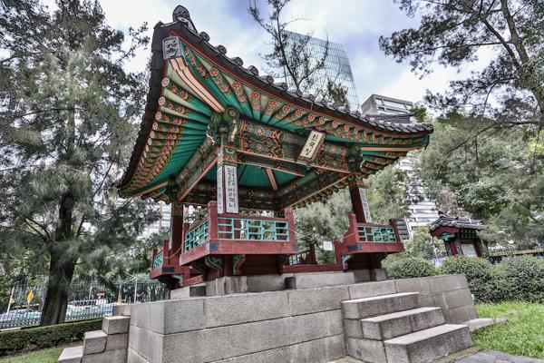 Pabellón-Coreano