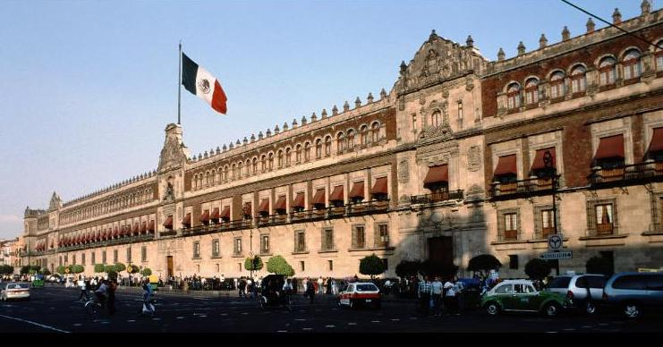 palacio de gobierno cdmx