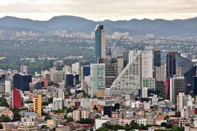 poblacion en la ciudad de mexico