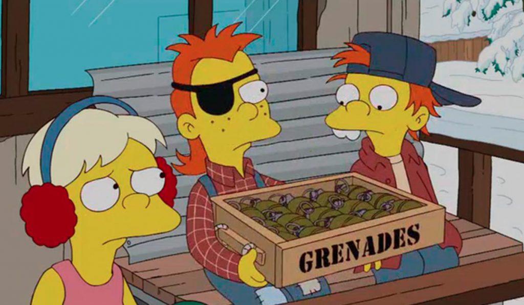 Granadas-Simpsons