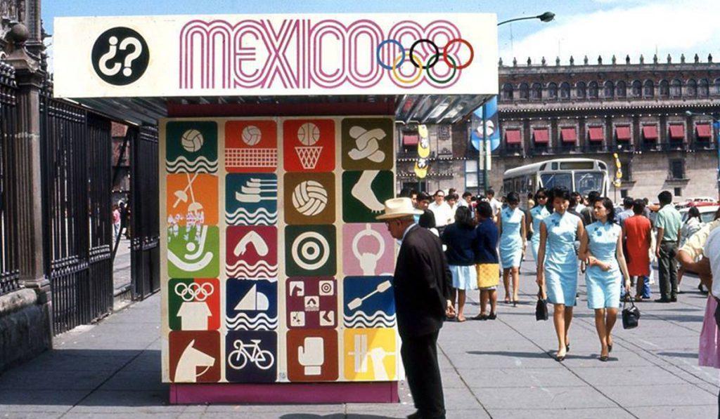 Juegos Olímpicos 1968