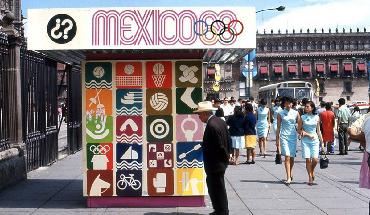 Celebran 50 Anos De Los Juegos Olimpicos Mexico 68 Ciudad Viva