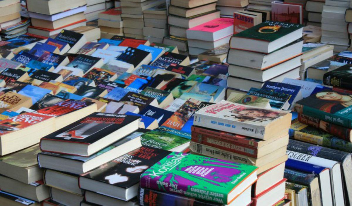 Remate de libros Barco de Papel
