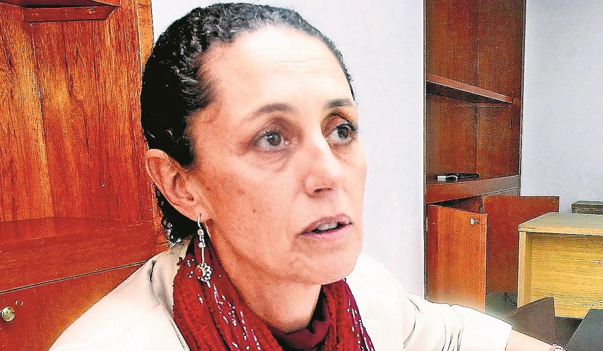 Claudia Sheinbaum fraude